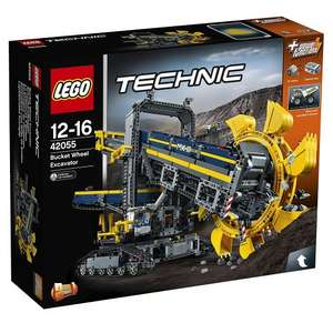 Lego Technic Bucket Wheel Excavator 42055 @ Amazon