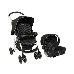 Graco Mirage Travel System, Pushchair + Car Seat + Raincover Was £99.99 Now £63.99 (Free c&c) @ Smyths