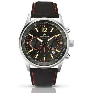 Mens Accurist 7068.01 Watch £25.40 delivered @ Amazon