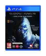 middle earth shadow of mordor goty edition £12.95 @ base.com