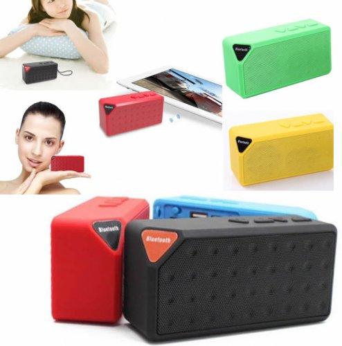 Cube X3 Wireless Mini Bluetooth V2.1 Speaker  - £5.60 @ GearBest