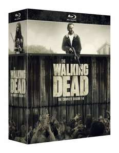 The Walking Dead: The Complete Season 1-6 [Blu-ray] 49.99 @ Amazon