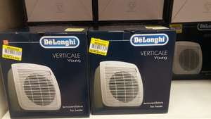 DeLonghi fan heater - 2KW @Tesco (instore clearance) - £4
