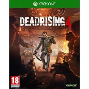 DEAD RISING 4 XBOX ONE  £19.95  TheGameCollection
