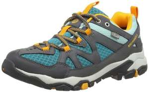 Today's deal! Merrell Women's Tahr Wtpf Low Rise Hiking Shoes, free delivery & free returns was £110 now £23.99 @ Amazon