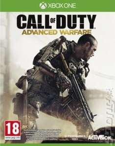 Call of duty Advance Warfare (XBox) preowned £5.21 @ Musicmagpie