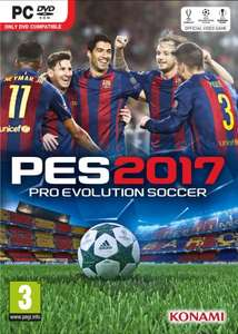 [Steam] PES 2017 £8.07 (CDKeys) (5% Discount)