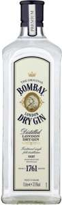 Bombay Original London Dry Gin (1L), was £19, now £15 at Asda (in-store and online)