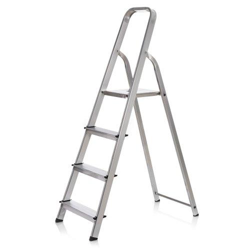 Abru Aluminium 4 step stepladder £20 Wilko