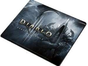 Diablo III 3 Reaper of Souls Mouse Mat £2.99 / Behind the Scenes DVD £1.49 Delivered @ Go2Games via eBay