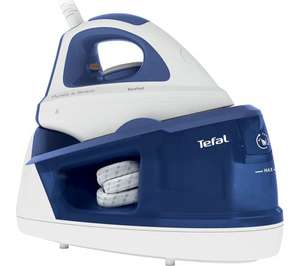 TEFAL Steam System SV5021G0 Steam Generator Iron - Blue & White £49.98 @ Curry's