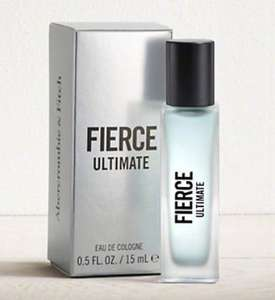 Abercrombie & Fitch Fierce Ultimate Colone/Aftershave/Perfume15ml - £3.85 with free delivery @ Abercrombie & Fitch