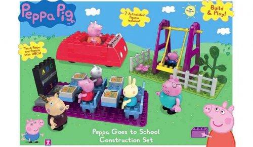 Asda Peppa Pig Construction set - £10 @ Asda instore & online