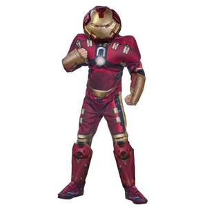 Avengers Age of Ultron Deluxe Hulkbuster Small Costume £5.00 @Smyths (instore)