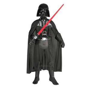 Deluxe Darth Vader Large Costume  £5.00 (was £22.99) @Smyths (instore - C+C)