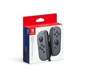 Nintendo Switch Joycon Pair (Grey) NEW £58.99 @ Grainger