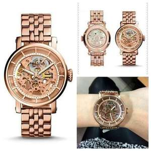 Fossil Ladies Original Boyfriend Watch ME3065 Reduced From £139 To £58.99 (With Code) Delivered At watches2u