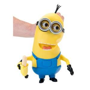 Minions 27cm Minion Kevin Talking Action Figure with Accessory £10.00 + Others @ Smyths (Instore + Online)