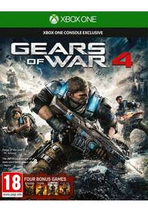 Gears of War 4 on Xbox One - £17.85 delivered @ SimplyGames