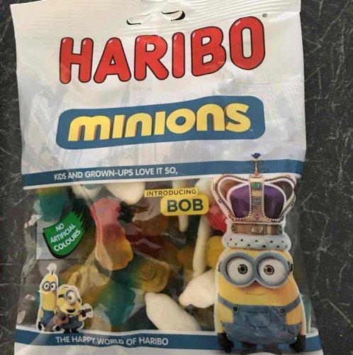 Haribo Minions 150g bag 30p instore @ Wilkos