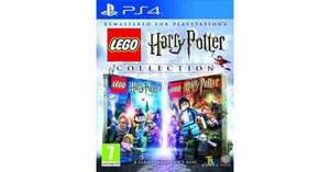 Lego Harry Potter Collection (PS4) £17.95 @ the game collection
