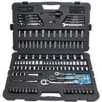 Stanley socket set 201 pieces & free delivery £55 @ CPC Farnell