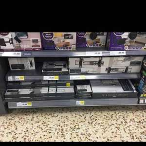 tv brackets reduced to clear , great bargains from £5 @ Tesco extra - reading
