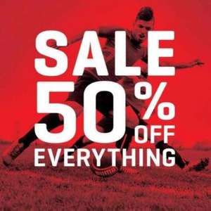 50% off PUMA sale - items from £3