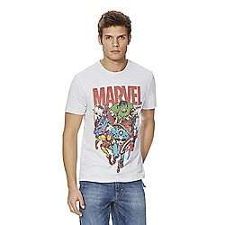 Marvel Classic Characters T-Shirt (sizes XS,M,L,XL,XXL) £5.00 click n collect at Tesco.