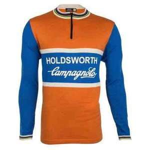 Holdsworth Campagnolo Merino Wool Cycling Jersey at Planet X £29.99 plus £3.95 P+P