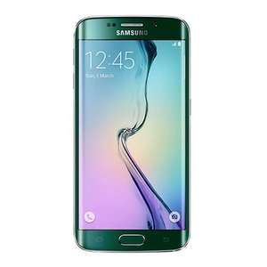 Samsung Galaxy S6 Edge 32GB (GREEN) £309.00 @ Samsung Outlet