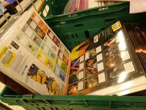 1p (Yellow sticker) Gruffalo, Disney Princess, Star Wars, Minions 2017 Calendars @ Tesco St Rollox Glasgow ONLY THIS STORE