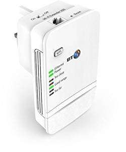 Refurbished BT WIFI extender 300 £11.99 @ Telephones Online