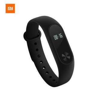 Original Xiaomi Miband 2 OLED Display Heart Rate Monitor Fitness band only £17.49 @ Banggood