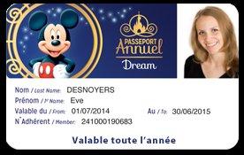 Disneyland Paris Dream passport for £170