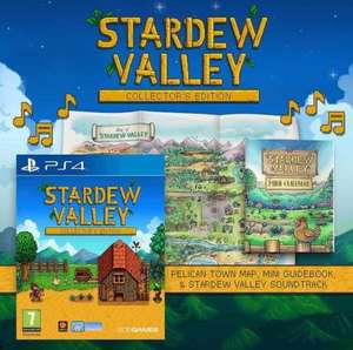Stardew Valley Collectors Edition (PS4/XB1) £17.79 preorder @ Hitari