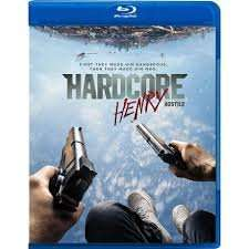 Hardcore Henry & other Blu-Rays at £1 instore @ Poundland. CEX = £4 voucher
