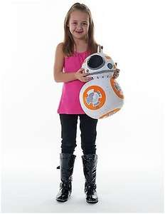 Star Wars BB8 18 inch plush toy £4.49 delivered @ Argos Ebay