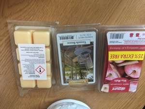 Wax Melts 49p New In Stock From TODAY instore @ Home Bargains Bury