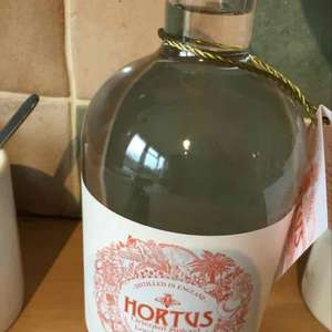 Hortus gin both spiced and London dry £9.99 @ Lidl - Dorchester (Dorset)