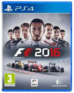 * Playstation 4 Game * FORMULA ONE 2016 F1 16 * PS4 * £17.97 the-game-monkey / Ebay