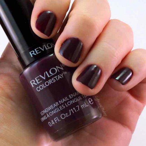 Larger bottles Revlon Colourstay nail varnish £1 instore @poundland