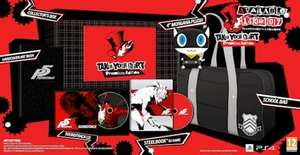 Persona 5 - Collectors Edition (Take Your Heart Edition) - Release Date 4/4  £69.99 @ Grainger Games