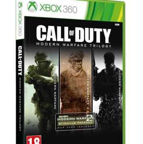 Call of Duty: Modern Warfare Trilogy (Xbox360) £11.70 (Prime) @ Amazon