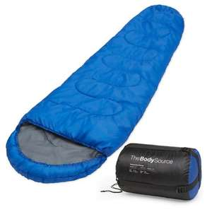 Highlander Echo 400 Sleeping Bag - Deep Blue/Castle Grey £18.70 (Prime) / £23.45 (non Prime) at Amazon