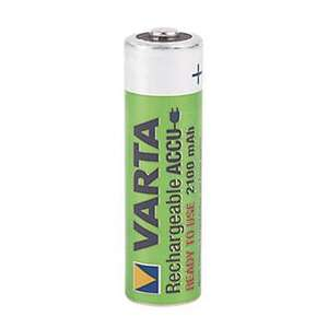 4 Varta AA Ready To Use 2100mAh Rechargeable Batteries £3.49 Screwfix Today Only (15/3/17)