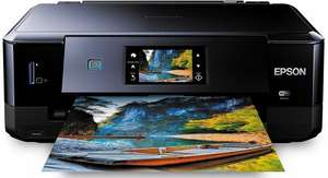 Epson Expression Photo XP-760 All-in-One Photo Printer - £99.99 plus £30 cashback - Amazon