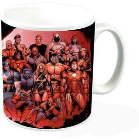 MarvelMug: Universe X-Men £1.99 / £2.99 delivered @ Forbidden planet