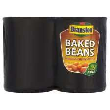 Branston Baked Beans X4 £1.29 in local Spar NI