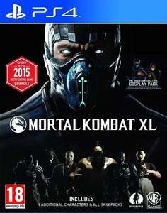 Mortal Kombat XL PS4 £13.25 MyMemory with code